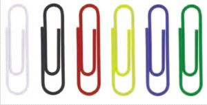 Agrafe colorate 32 mm, 100/cutie, ALCO - asortate1