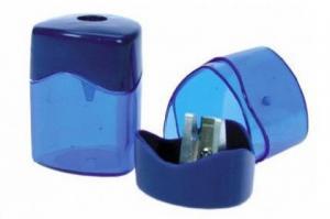 Ascutitoare plastic dubla cu container plastic ARTIGLIO1