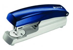 Capsator plastic LEITZ 5500 NeXXt Series, 30 coli - albastru0