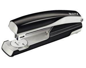 Capsator metalic, LEITZ 5504 NeXXt Series, 40 coli - negru0