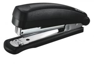 Capsator plastic, LEITZ 5517 Mini NeXXt Series, 10 coli - negru0