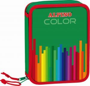 Penar mare dublu, cu fermoar, echipat, ALPINO Color0