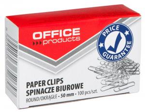Agrafe metalice 50mm, 100/cutie, Office Products1