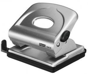 Perforator metalic 25 coli, RAPID FMC25 - argintiu0