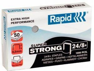 Capse RAPID Super Strong 24/8+, 1000 buc/cutie1