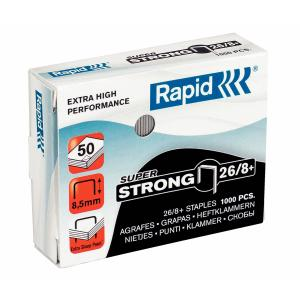 Capse RAPID Super Strong 26/8+, 1000 buc/cutie [2]