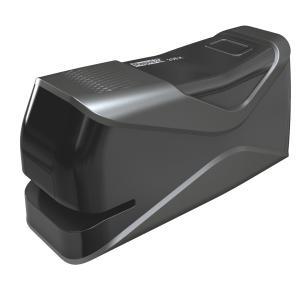 Capsator electric RAPID Fixativ Mobile 20BX, 20 coli - negru [1]