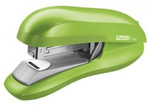 Capsator plastic RAPID F30, 30 coli, capsare plata - verde deschis0