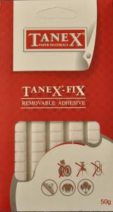 Pastile adezive nepermanente, 50gr, 85buc/set, Tanex Fix [2]