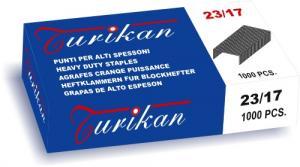 Capse 23/ 8, 1000/cut, TURIKAN1