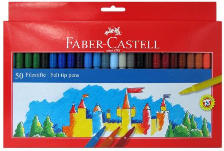 Carioci Faber-Castell, 36 culori3