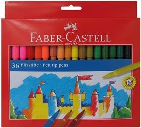 Carioci Faber-Castell - 36 culori0