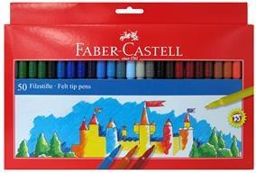 Carioci Faber-Castell - 50 culori0