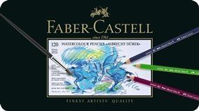 Creioane Colorate Acuarela A.Durer Faber-Castell1