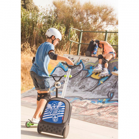 Ghiozdan NIKIDOM Roller - Skate [2]