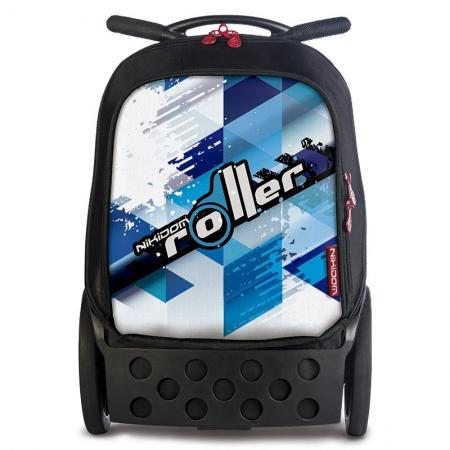 Ghiozdan Roller NIKIDOM XL - Cool Blue0