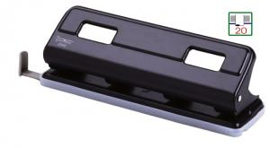 Perforator metalic 4 gauri,  20 coli, TURIKAN DP-20400