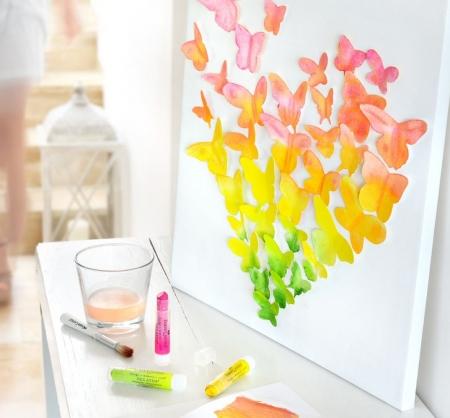 Set 12 Pasteluri Solubile Gelatos si 3 Accesorii Culori Aprinse Faber-Castell1