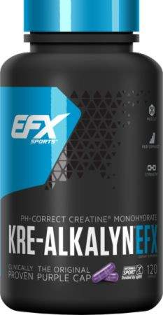 EFX Kre-Alkalyn 120 caps 0