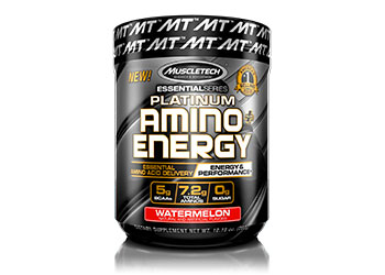 Muscletech Platinum 100% Amino Energy 30 serv 0