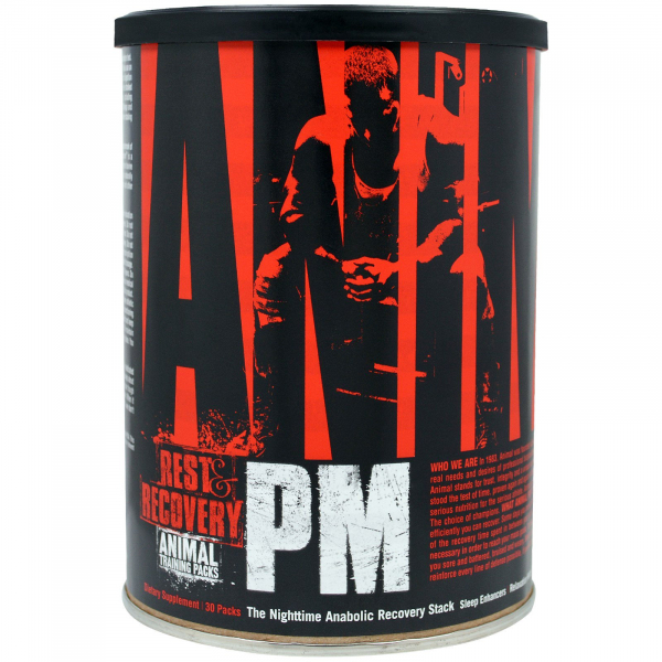 Animal PM 30 packs 0
