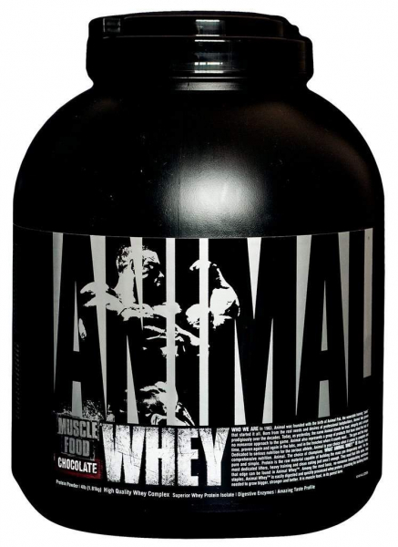 Animal Whey 1.8 kg 0