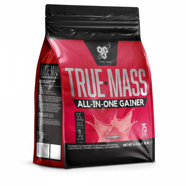 BSN True Mass All in One Gainer 4.2 kg 9.26 lb 0