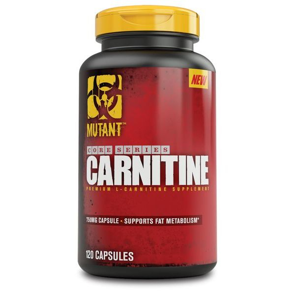 Mutant Carnitine 120 caps 0