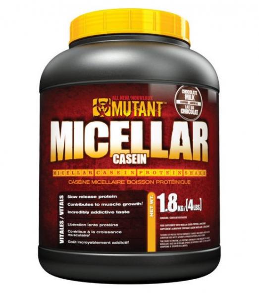Mutant Micellar Casein 1.8 kg 0