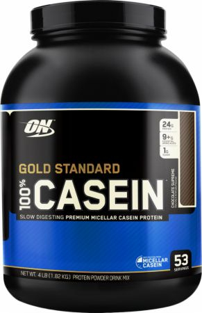 Optimum Nutrition Casein Gold standard 4lb 1.8 kg 0
