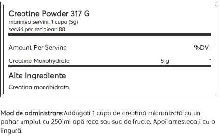 optimum nutrition creatine micronised powder 1