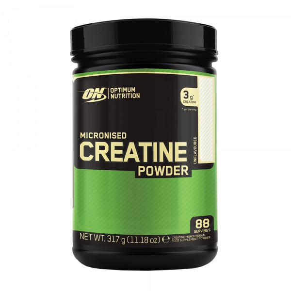 optimum nutrition creatine micronised powder 0