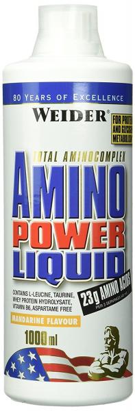 Weider Amino Power Liquid 1 Litru 0
