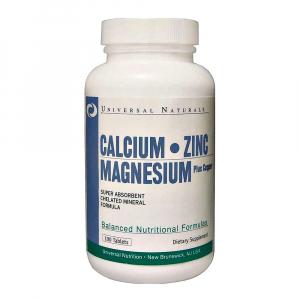 Universal Calcium Zinc Magnesium 100 tablete0