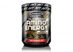 Muscletech Platinum 100% Amino Energy 30 serv0