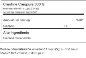 Dymatize CREATINE Creapure Monohydrate 500 g1