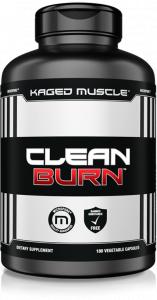 Kaged Muscle Clean Burn 90 serv 180 caps0