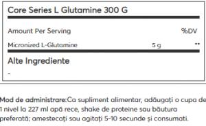 Mutant Glutamine 300 g1