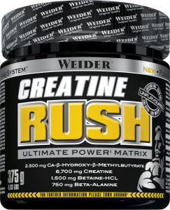 Weider Creatine Rush 375 g0