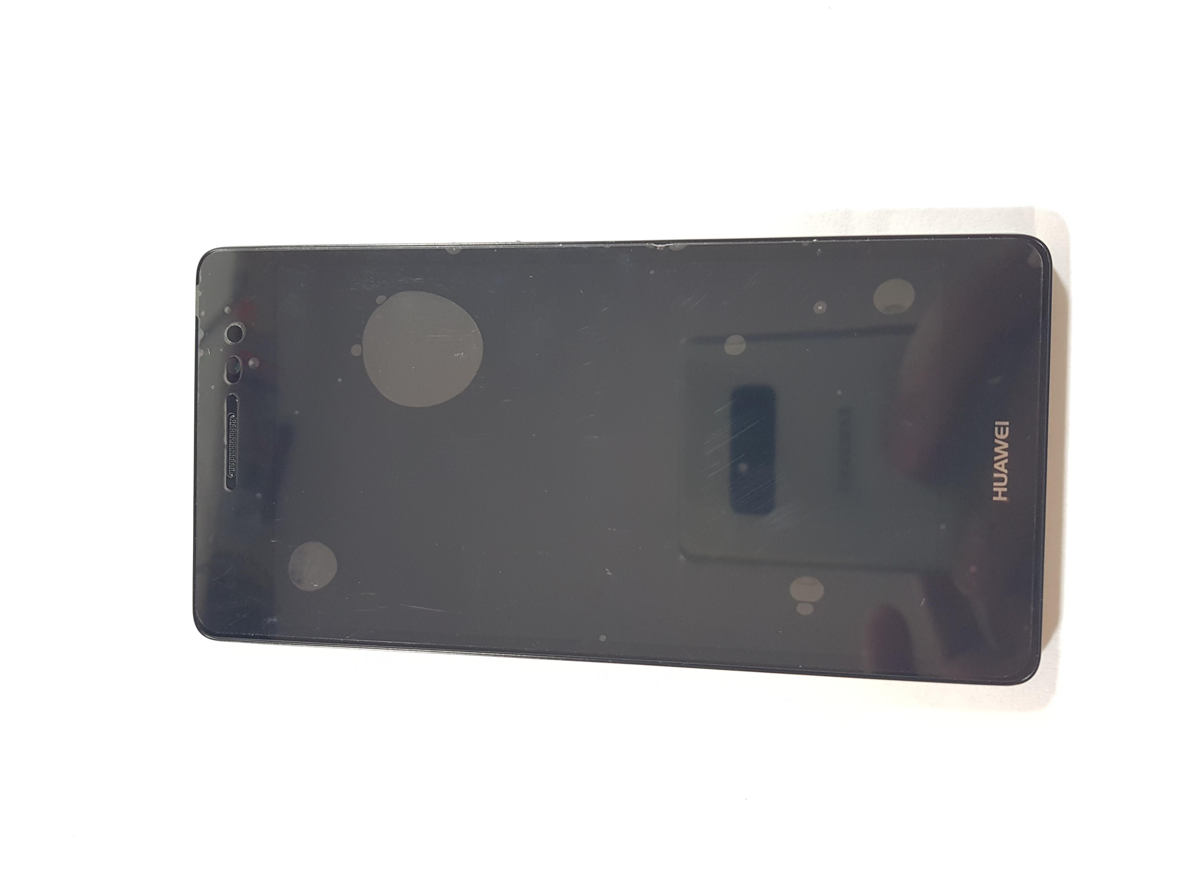 Ecran display Huawei P8 Lite cu Rama negru, ALE-L21 0