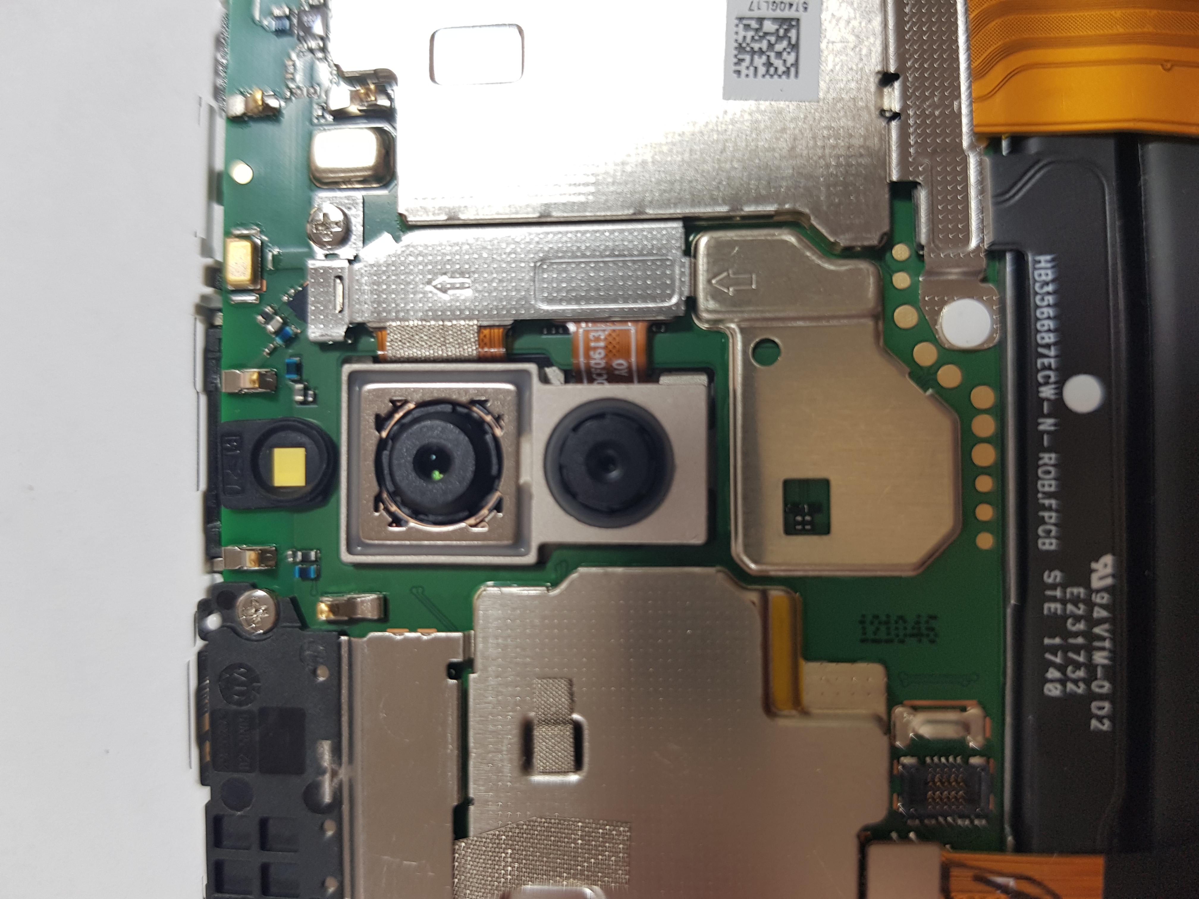 Modul camera foto principala Huawei Mate 10 Lite [0]