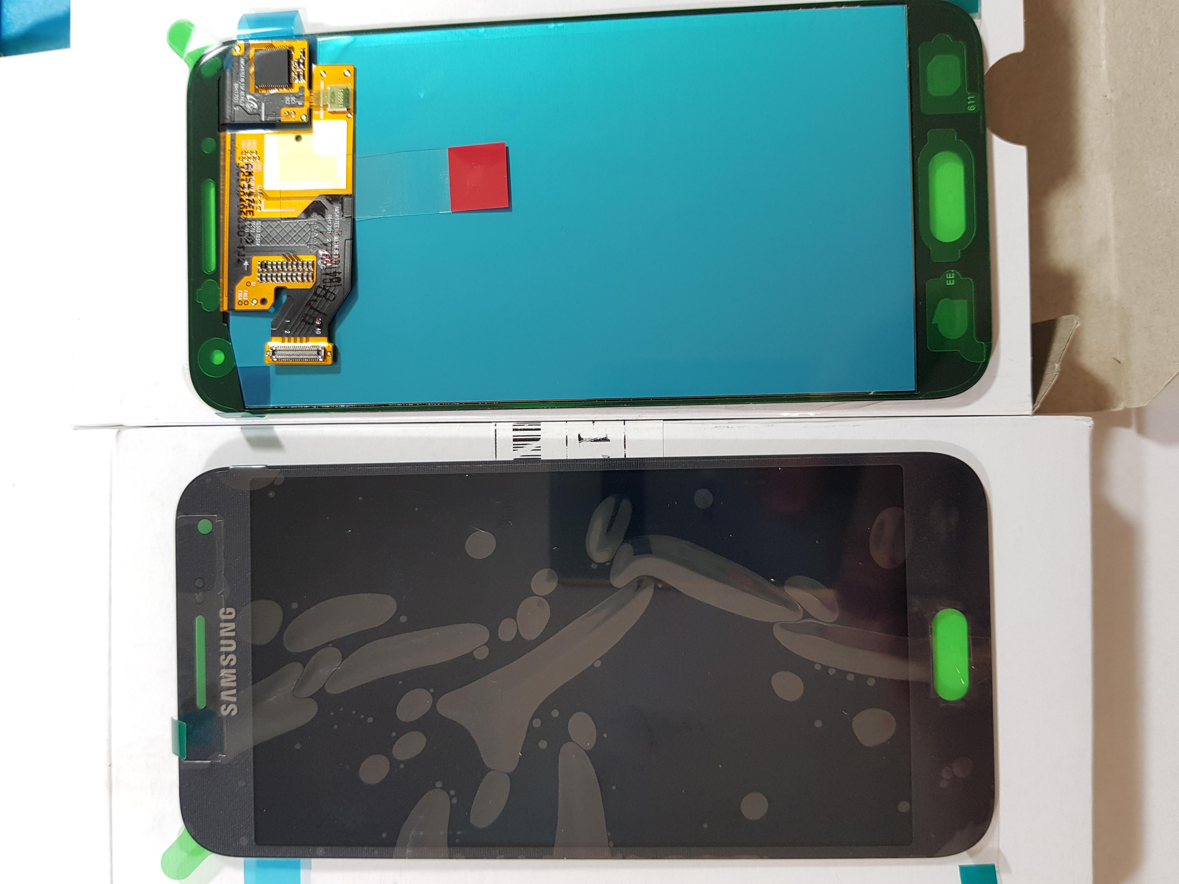 Ecran Display Samsung Galaxy E5 E500 Negru [0]