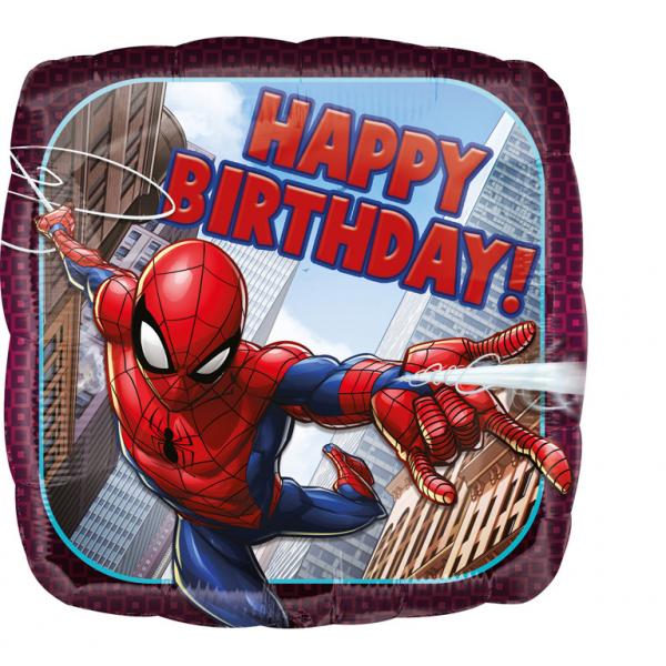 Balon Folie Spiderman - 45 cm 0