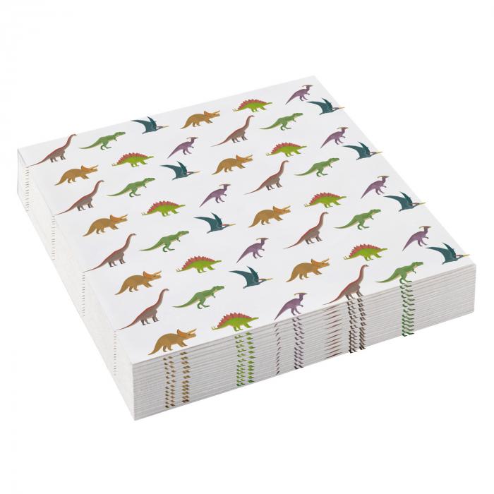 Set 20 Servetele Dinozauri [0]