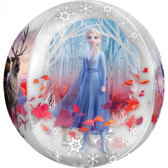 Balon Folie Orbz Frozen - 38x40 cm 1