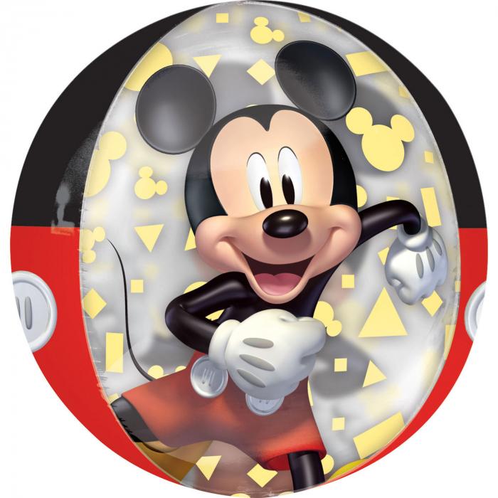 Balon Folie Orbz, Mickey Mouse Forever - 38x40 cm [2]