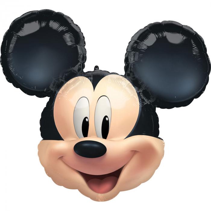 Balon Folie Mickey Mouse - 63x55 cm [0]