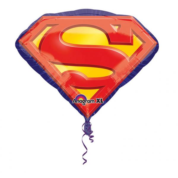 Balon Folie Superman - 66x50 cm 0