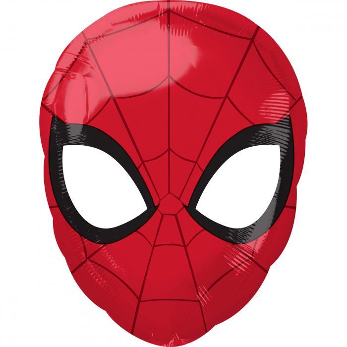 Balon Folie Spiderman - 30x43 cm [0]