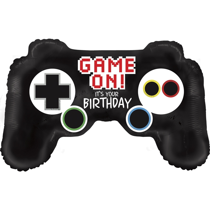 Balon Folie Game Controller - 91 cm 0
